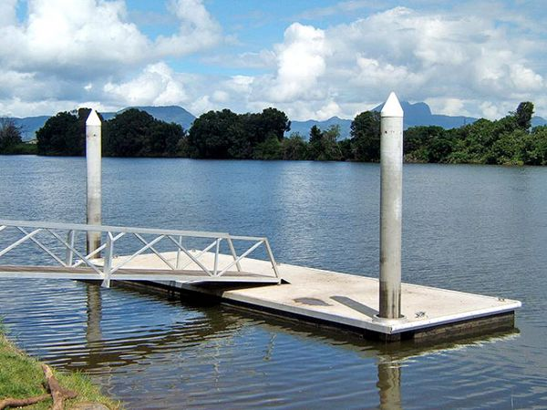 Commercial Pontoons